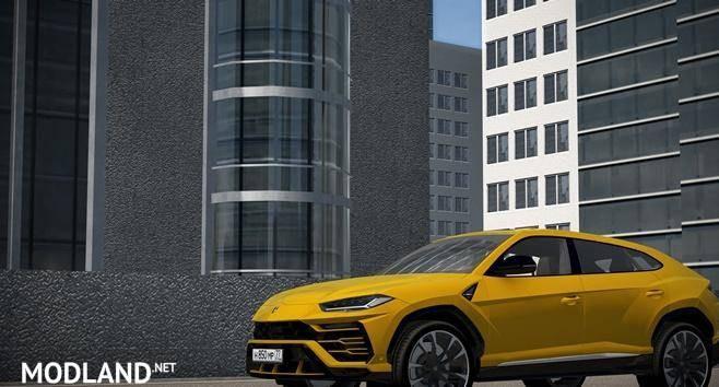 Lamborghini Urus 2019 [1.5.9]